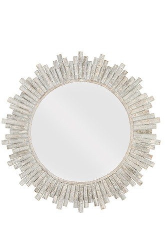 Sand Harbor Sunburst Mirror