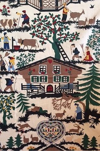 Pierre Frey Montana Fabric
