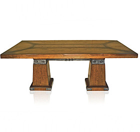 Arts  & Crafts-Interpreted Dining Table - Hand-Made
