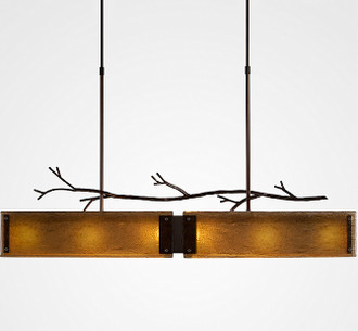 Ironwood Linear Suspension Light