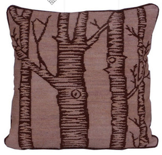 Tree Aubusson Pillow