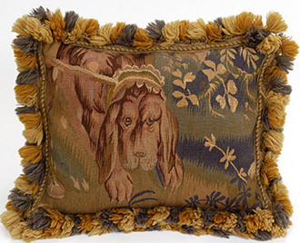 Hershey Aubusson Pillow