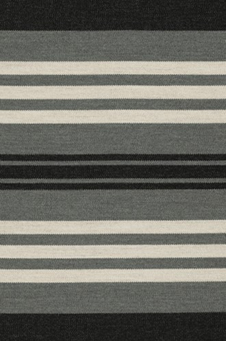 Silver Mine Stripe Fabric in Mineral (Ralph Lauren)