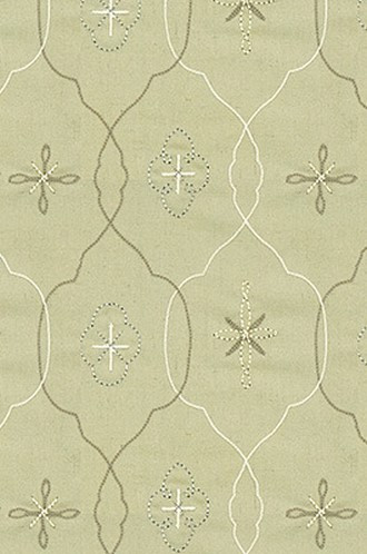 Dirndl Fabric in Silver Sage (Barbara Barry Chalet Collection)