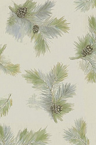 Idyllwild Fabric in Spring (Barbara Barry Chalet Collection)