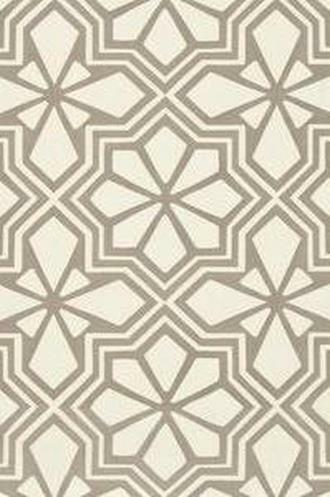 Cadence Snowflake Fabric in Grey (Etamine Alpine Collection)