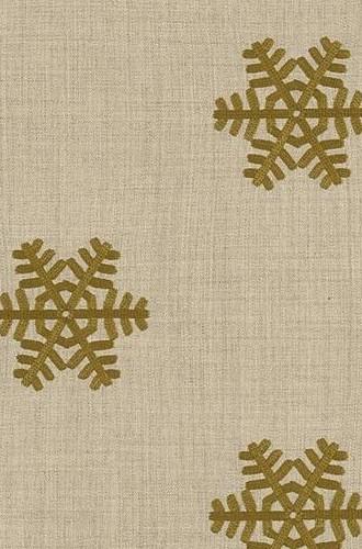Rondoy Fabric in Green (Casamance)