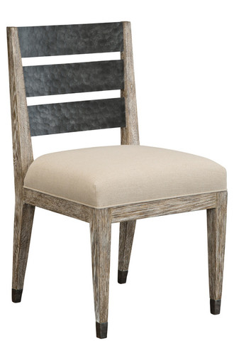 Bianca Contemporary Rustic Dining Chair