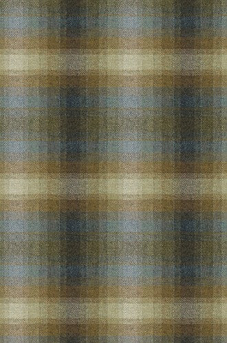 Toboggan Plaid Fabric in Bluejay (Barbara Barry Chalet Collection)
