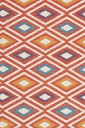 Cherokee Geometric Fabric (Clarke & Clarke Navajo Collection - Please call for pricing)