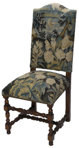 Aynsley Duck Aubusson Dining Chair (Arm or Side)