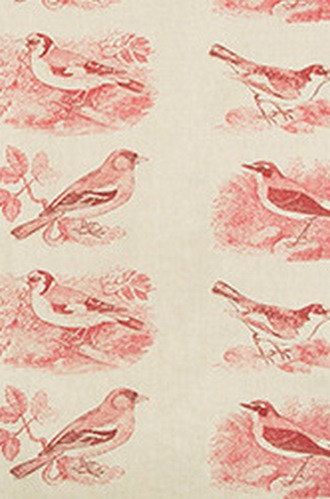 Sumter Toile in Berry