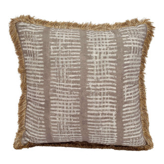 New Lines Pillow in Fawn