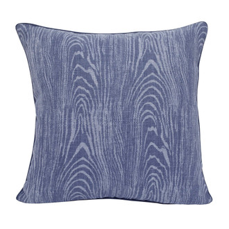 Hallerbos Pillow in Indigo