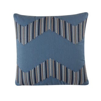 Tarmac Pillow in Chambray