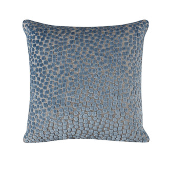 Flurries Pillow in River