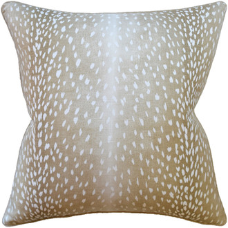 Doe Pillow in Fawn