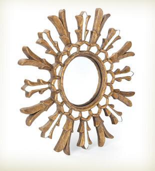 Snowflake Mirror