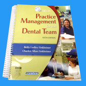 0-323-03382-2 Practice Management for Dental Team -Betty, Charles Finkbeiner