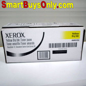 Xerox 6R1052 Yellow Toner DocuColor 12 50 2x new Cartridges in original box