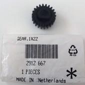 Oce 2912667 Gear. Oce 9300, 9400, TDS300, TDS400, TDS450 TDS600