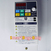 Omron 3G3MV-C2001 NEMA Sensorless Vector VFD Moto Speed Ccontorl 230V 3G3MVC2001