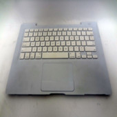 922-9592 White Apple MB MacBook Top Case/Keyboard - AS-IS