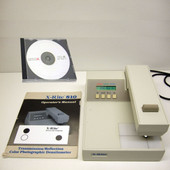 X-Rite 810 Transmission Reflection Densitometer XRite 810 Excellent working condition