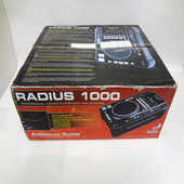 American Audio Radius 1000 MIDI - CD/MP3 Player and Midi Controller - (AS-IS)