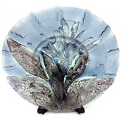 Legacy Handmade Glass Arts - Embeded Natural Colors - Antique  Decor - 171p