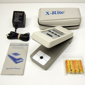 X-rite 331 Battery Operated B/W Transmission Densitometer xrite Excellent ..