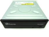 PLEXTOR PX-810UF IEEE 1394 / USB 2.0 External 18X DVDå±R DVD Drive - Black