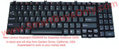 New Lenovo Keyboard 25008409 for Essential Notebook G550
