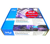 Intel D945Gcz Desktop Motherboard for Pentium D processor