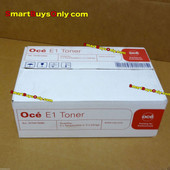Oce E1 toner for Océ 9700 9800 TDS800 TDS860 OEM New Box 2 bottles