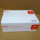 Oce B4 toner for Océ 9300 9400 New, 2 bottles.