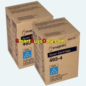 Oce Imagistics 493-4 Cyan Toner CM3520 CM3525 CM4520 CM4525 2Pack
