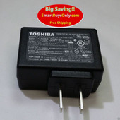 Toshiba AC wall adapter for Excite AT200 & AT300 Series Tablets Genuine Toshiba
