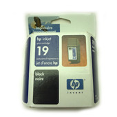 HP 19 Print Cartridge, Black, in original box