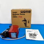 Iwaki Bellows Pump, Model KBM-2YU1, MFG. No. 0170153