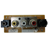 PHILIPS 37MF32ID/37 TV Side AV Board 3138 103 6286.1