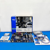 Intel D955Xcs Extreme Motherboard Socket 775 HD Audio LAN RAID