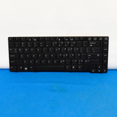 HP Compaq ProBook 6450B 6455B 6440B 6445B 613384-001 Black keyboard US