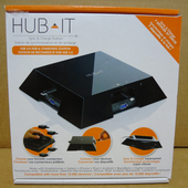 HUB IT 434 USB 3.0 Sync-and-Charge Docking Station Power up to 7 devices Black