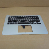 "Apple Top Case Palm rest with keyboard MacBook Air 13"" A1466 2013/2014 MD760,MD761 AS IS"