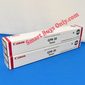 Canon 2Boxs Mag Toner 2797B003AA GPR-30 IR C5045 C5051