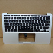 "Apple Top Case Palm rest with keyboard & Cables MacBook Air 11"" A1465 2013 2014"