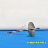 Brookfield RV/HA/HB Viscometer Spindle # 2