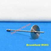 Brookfield RV/HA/HB Viscometer Spindle # 3