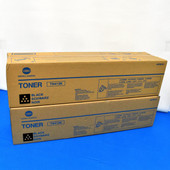 Konica Minolta TN413K A0TM131 Black Toner Bizhub C452 C552 C652 {lot of 2}